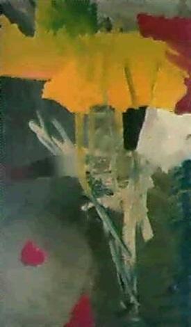 Gerhard Richter-Parachute-1977