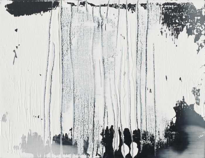 Gerhard Richter-Abstraktes Bild 686-9 (Abstract Painting 686-9)-1988
