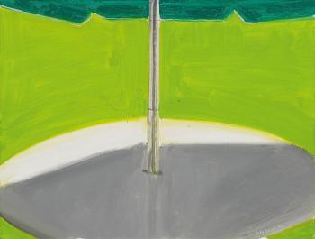 Alex Katz-Ohne Titel / Last Summer II-1978