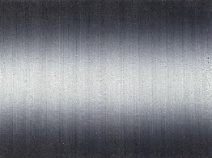 Gerhard Richter-Blech (Tin)-1988