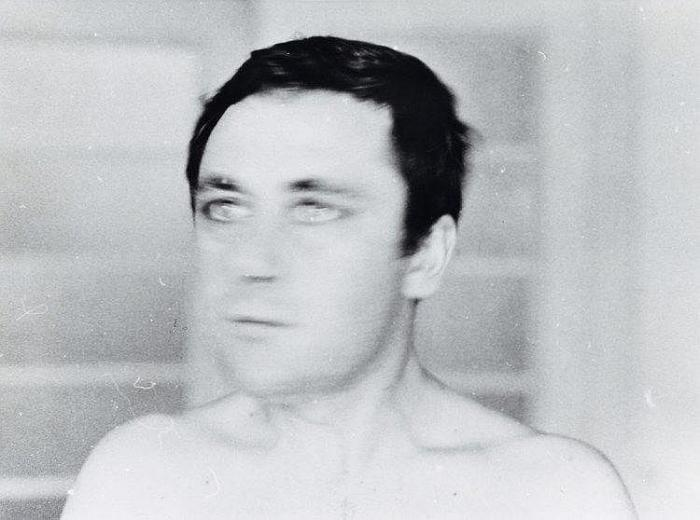 Gerhard Richter-Self Portrait-1971