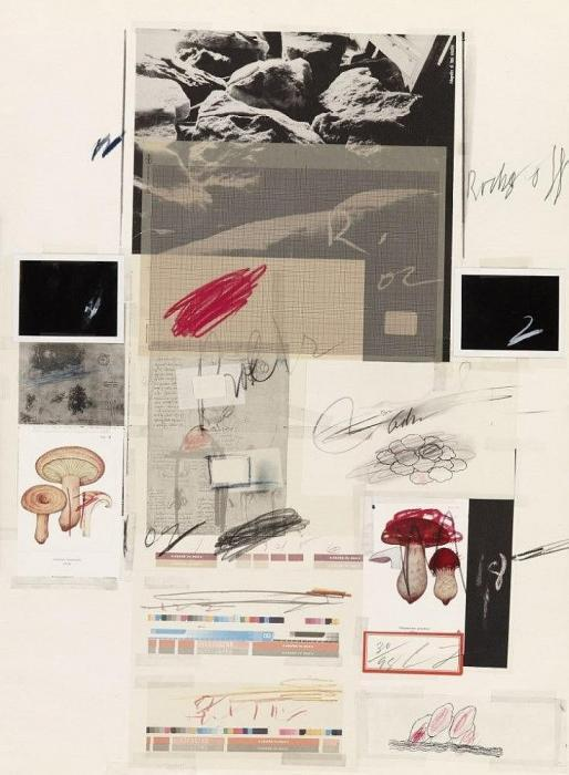 Cy Twombly-Natural History Part I (No.X)-1974