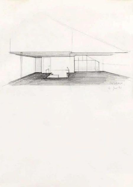 Gerhard Richter-Ohne Titel (21.6.91) / Untitled (21.6.91)-1991
