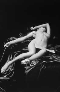 Helmut Newton-The Woman Novelist-1977