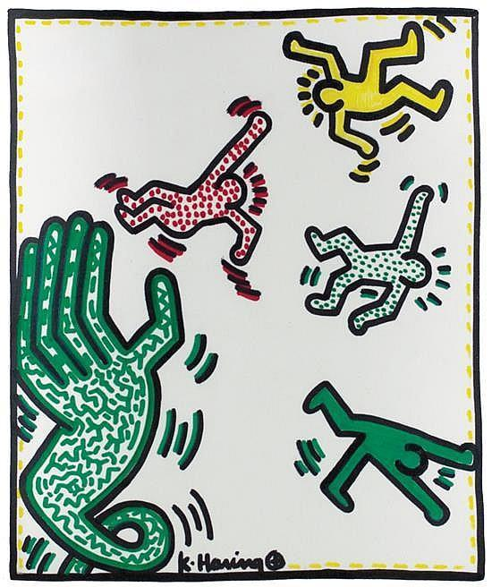 Keith Haring-Keith Haring - Untitled-