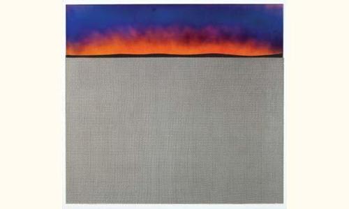 Roy Lichtenstein-Aurora-1966