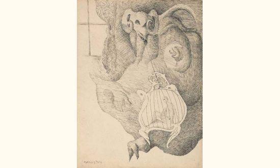 Leonora Carrington-Sans titre-1941