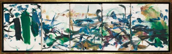 Joan Mitchell-Sans titre-1989