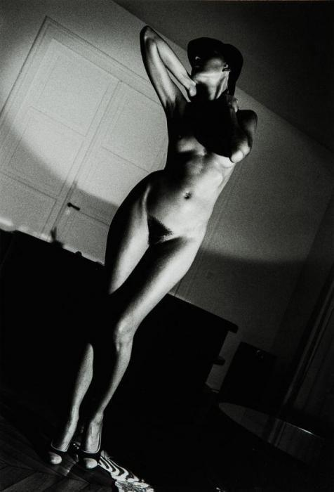 Helmut Newton-Jenny In My Apartment (1978)-1975