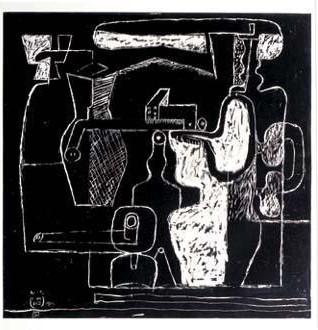 Le Corbusier-La Cruche-1962
