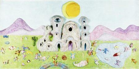 Niki de Saint Phalle-Garden-1972