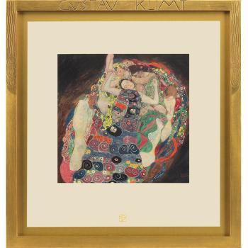 Gustav Klimt-The Virgin-