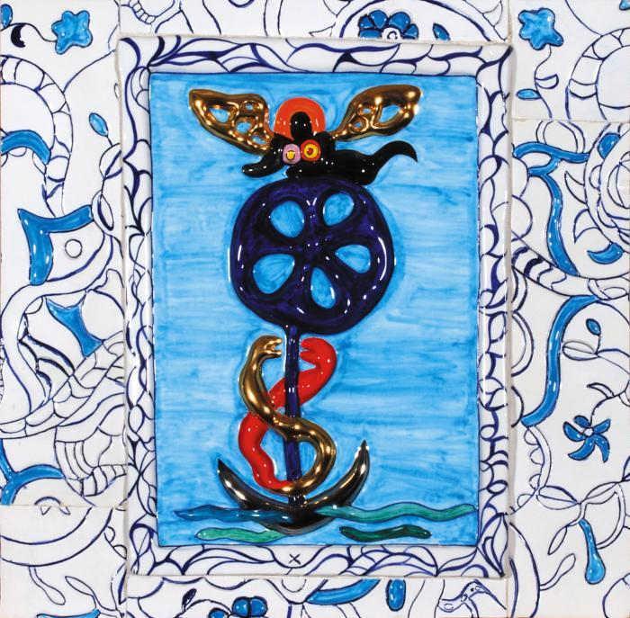 Niki de Saint Phalle-The Wheel of Fortune-1988