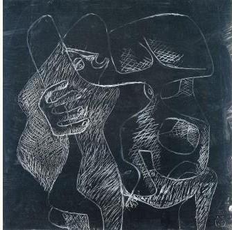 Le Corbusier-Vagues-1962