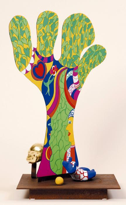 Niki de Saint Phalle-L' Arbre de Vie (Memoire de la Liberte)-1991