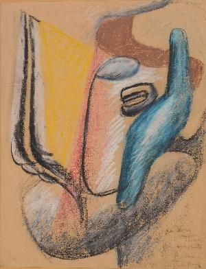 Le Corbusier-Composition-1947