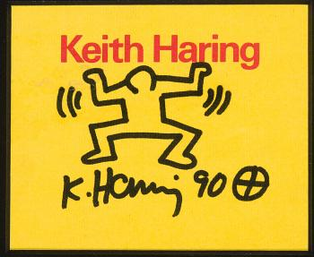 Keith Haring-Keith Haring - Figure-1990