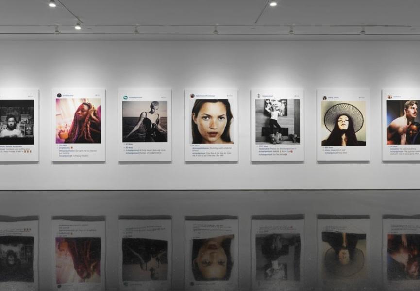 New Portraits by Richard Prince