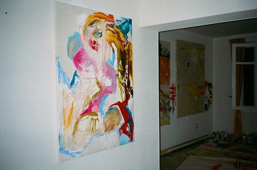 Luc Waring artwork