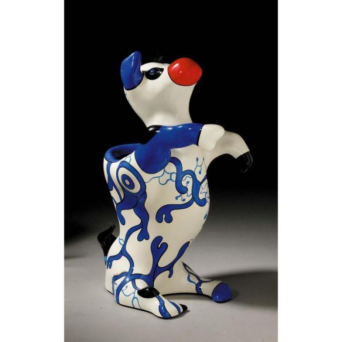 Niki de Saint Phalle-Dog-