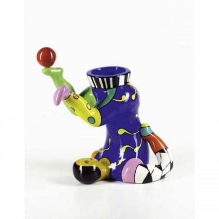 Niki de Saint Phalle-Juggler Vase-