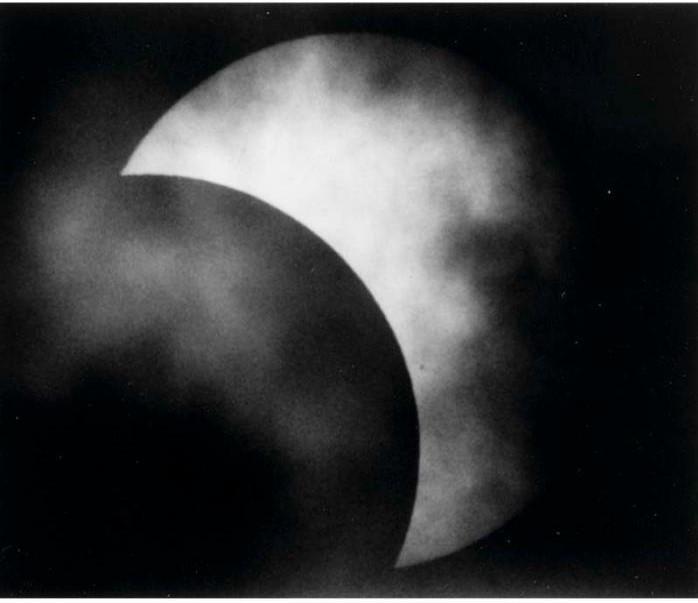 Thomas Ruff-Eclips + Book-2004