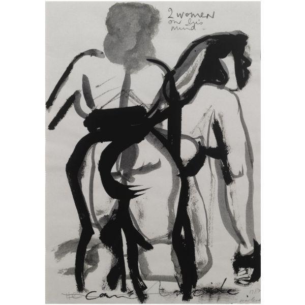 Marlene Dumas-The Night As Partner-