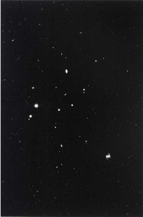 Thomas Ruff-03h 36M -35 degrees-1990