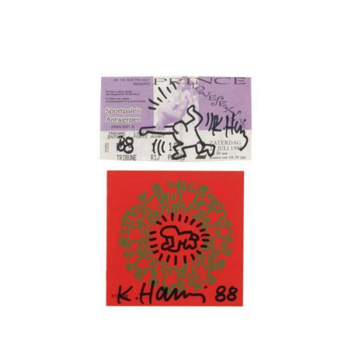 Keith Haring-Keith Haring - Figures-1988