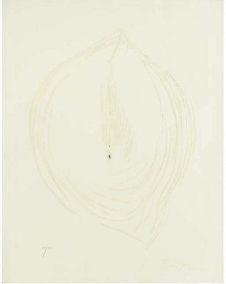Lucio Fontana-Bianco-1967