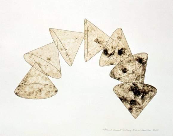 Marcel Duchamp-The Sieves-1968