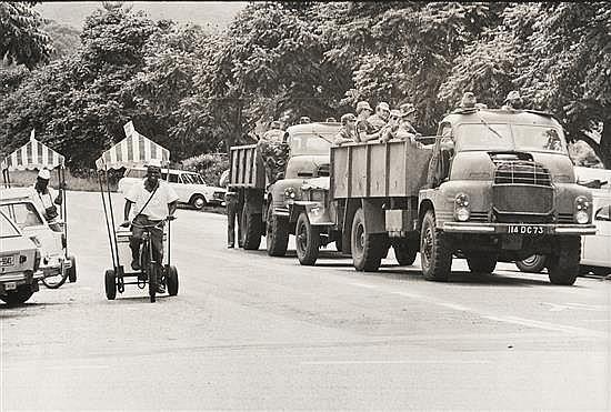 Sebastiao Salgado-Rhodesia, Maputo-1976