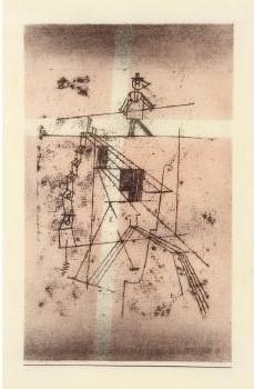 Paul Klee-Der Seiltanzer-