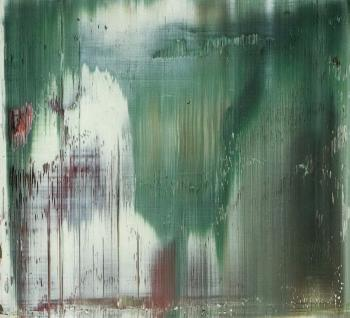 Gerhard Richter-Abstraktes Bild 800-4 (Abstract Painting 800-4)-1993