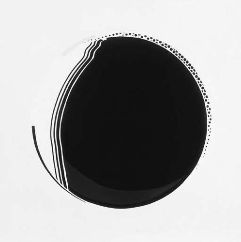 Roy Lichtenstein-Mirror #4, from Mirror Series-1972
