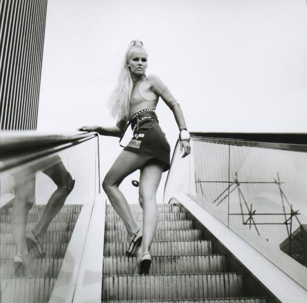 Helmut Newton-Sans titre-1980