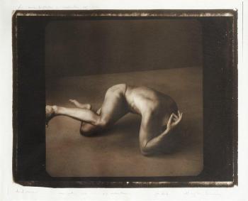 Annie Leibovitz-David Parsons, danseur, New York-1991