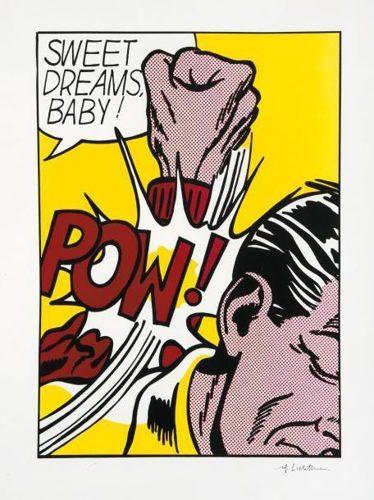 Roy Lichtenstein-Sweet Drams Baby!-1993