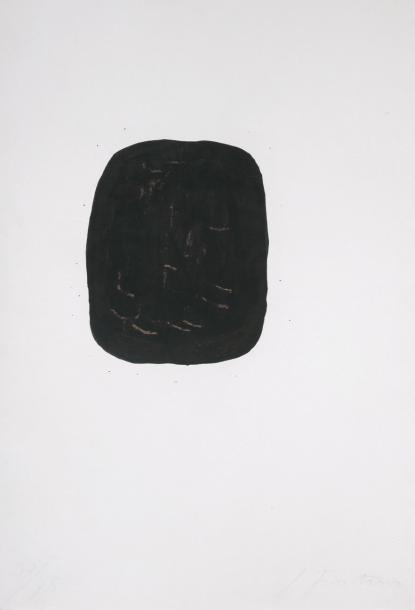 Lucio Fontana-Concetto spaziale-1963