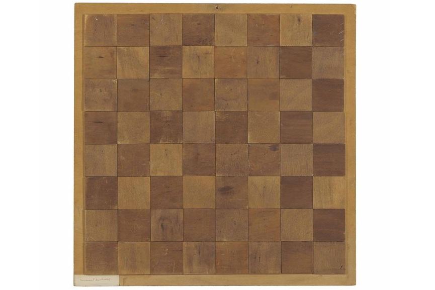 Marcel Duchamp Chessboard