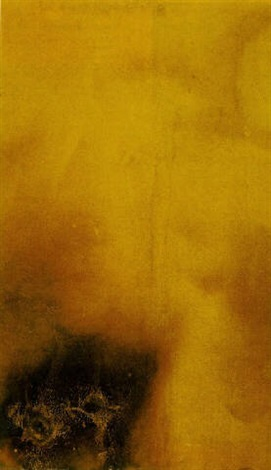 Yves Klein-Feu - Anthropometrie-1961