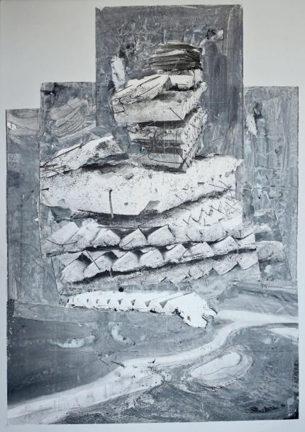 Anselm Kiefer-Sefer Hechaloth-2004