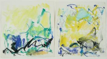 Joan Mitchell-Diptych-1985