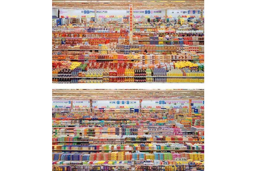 Andreas Gursky Dsseldorf Exhibitions 1955 Modern Contact 2016