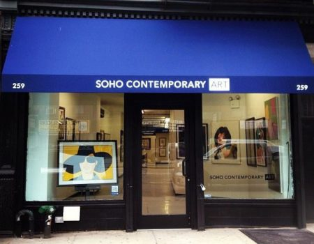 SOHO CONTEMPORARY ART New York