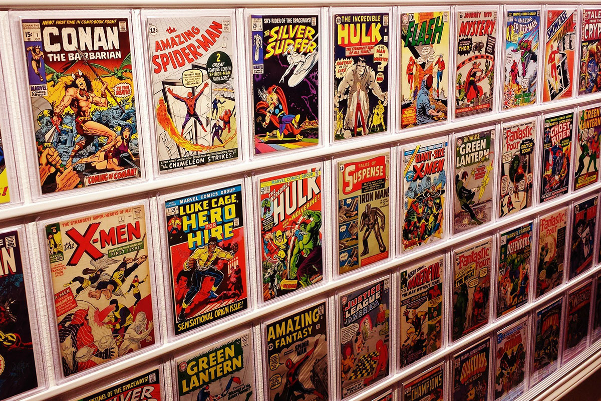Comic Book Art – From a Cultural Phenomenon to Collectable