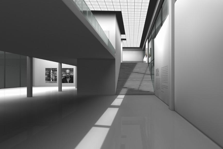 A Virtual 3D Gallery