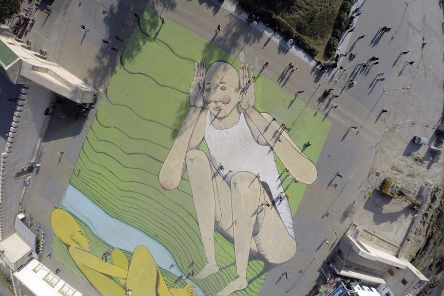 A mural by Giacomo_bufarini RUN