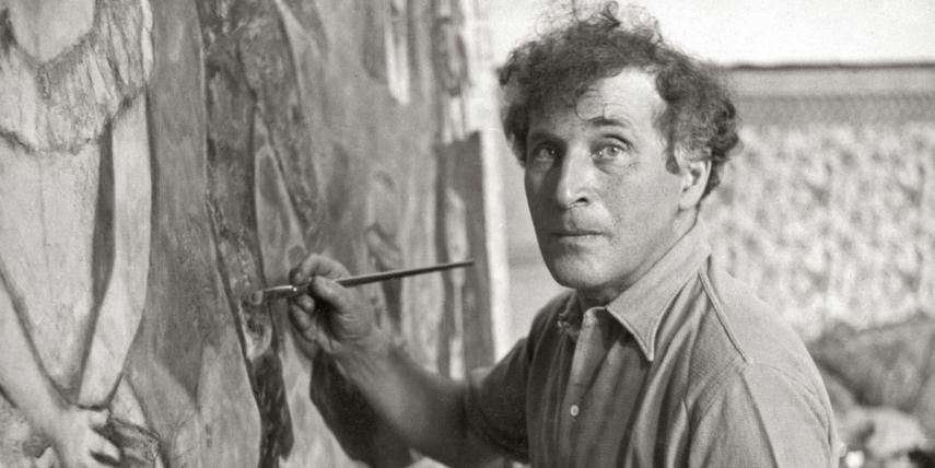 venice klimt chagall
