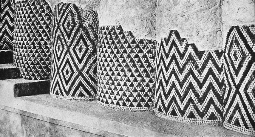 Tessellation art in southern Mesopotamia